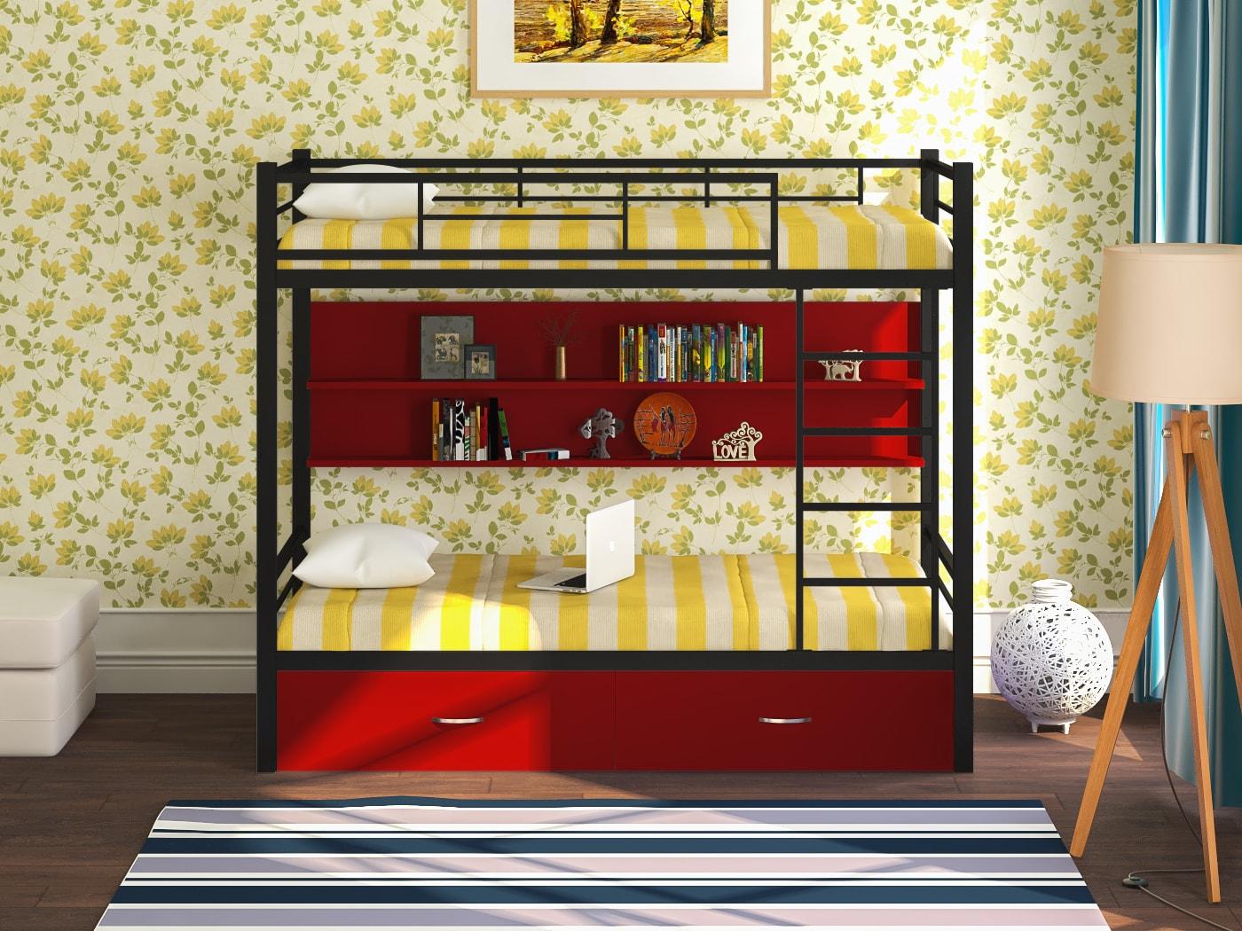 фактурный модные двухъярусные кровати фото рада